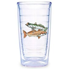 <strong>Tervis Tumbler</strong> Guy Harvey Saltwater Redfish 16 oz. Tumbler (Set of 4)