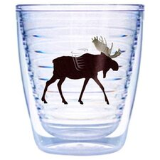 Moose 12 oz. Tumbler (Set of 4)