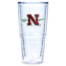 Collegiate NCAA 24 oz. Big-T Insulated Tumbler (Set of 2)
