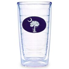 <strong>Tervis Tumbler</strong> South Carolina Flag 16 oz. Tumbler (Set of 4)