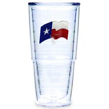 Texas Flag 24 oz. Tumbler (Set of 2)