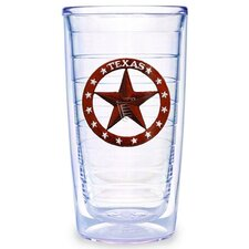 Texas Star 16 oz. Tumbler (Set of 4)