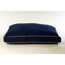 Classic Twill Rectangular Dog Pillow