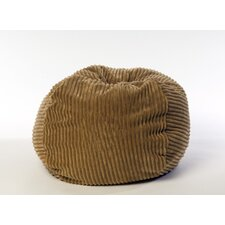 Chenille Corduroy Puff Ball® in Coffee