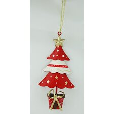 Tree Hanging Ornament (Set of 4)