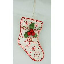 Stocking Hanging Ornament (Set of 4)