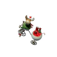 Reindeer Cycling (Set of 2)