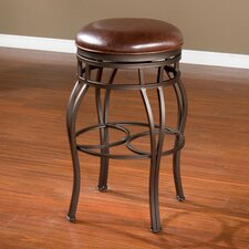 "<strong>American Heritage</strong> Bella 30"" Swivel Bar Stool"
