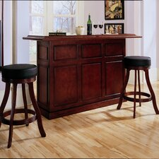 "<strong>American Heritage</strong> Lexington 72"" Home Bar"