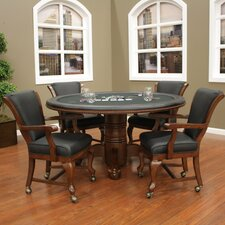 <strong>American Heritage</strong> Hustler Poker Table Set