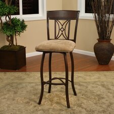 "Artista 26"" Swivel Bar Stool"