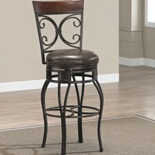 "Treviso 26"" Swivel Bar Stool"