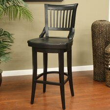 "<strong>American Heritage</strong> Liberty 30"" Swivel Bar Stool"