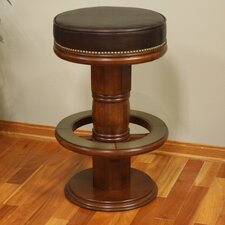 "Hillis 30"" Bar Stool with Cushion"