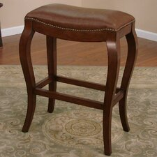 "<strong>American Heritage</strong> Emilio 30"" Bar Stool with Cushion"