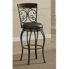 "Amelia 26"" Swivel Bar Stool"