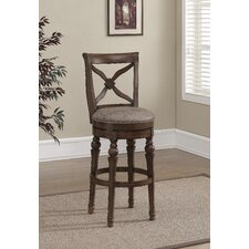 "Livingston 26"" Bar Stool with Cushion"