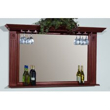 Napoli Mirror with Glass Holders