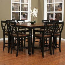 Berkshire 9 Piece Counter Height Pub Set