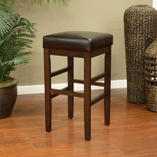 "Empire 33.5"" Bar Stool with Cushion"