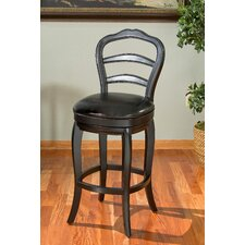"<strong>American Heritage</strong> Milan 26"" Swivel Bar Stool"