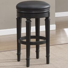"<strong>American Heritage</strong> Cambridge 32"" Swivel Bar Stool with Cushion"