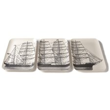 Maritime Tray (Set of 3)