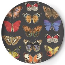 "<strong>Thomas Paul</strong> Metamorphosis 14.5"" Round Platter"