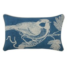 The Resort Chickadee Pillow Cover