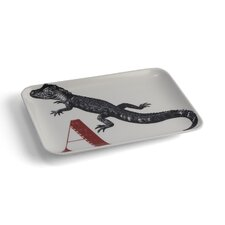 Alphabet A Alligator Serving Tray