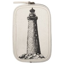 Scrimshaw Tech Lighthouse Case in Black (Set of 2)