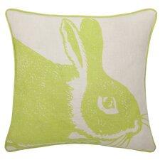 Bunny Linen Pillow