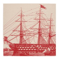 Ship Napkins (Set of 4)