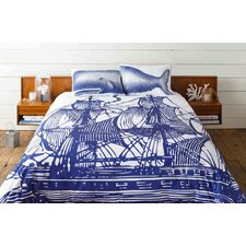 <strong>Thomas Paul</strong> Ship Duvet Cover