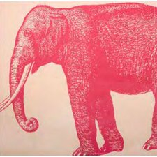<strong>Thomas Paul</strong> Elephant Napkin