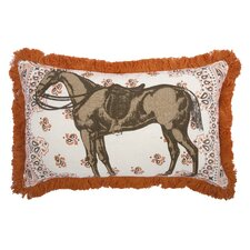 <strong>Thomas Paul</strong> Menagerie Horse Pillow