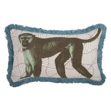 <strong>Thomas Paul</strong> Menagerie Monkey Pillow