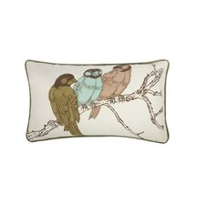 <strong>Thomas Paul</strong> Yoko Birds 12x20 Pillow