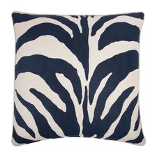 "22"" Zebra Pillow"