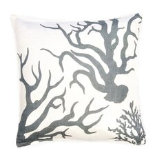 "<strong>Thomas Paul</strong> 22"" Coral Pillow"