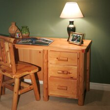 <strong>Moon Valley Rustic</strong> Writing Desk