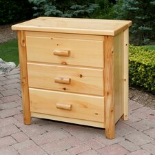Nicholas 3 Drawer Chest