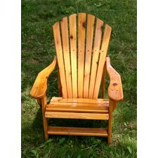 Nicholas Child's Adirondack Chair