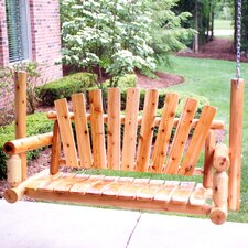 <strong>Moon Valley Rustic</strong> Porch Swing