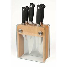 Genesis 6 Piece Forged Knife Block Set