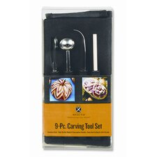 Innovations for Chefs 9 Piece Carving Set