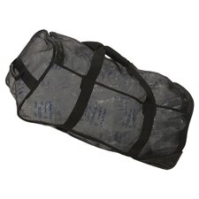 "31"" PVC Mesh Travel Duffel"