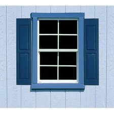 Square Window Shutters