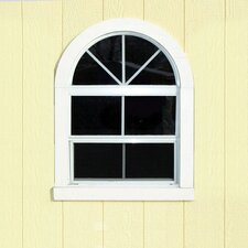 Large Round Top Window