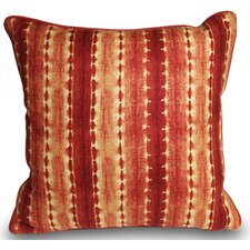 Morrocan Henna Ikat Accent Pillow